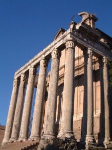 The Roman Forum | Rome Italy -