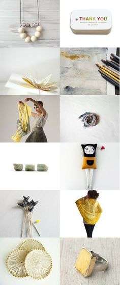 Summer is Yellow by ilgaz on Etsy