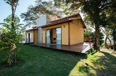 Casas de estilo rural por L2 Arqitetura