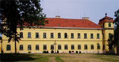 Esterházy-kastély Tata Hungary, Mansions, House Styles, Manor Houses, Villas, Mansion, Palaces, Mansion Houses, Villa