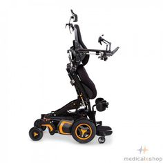 Permobil F5 corpus VS front wheel drive power wheelchair