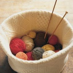 Learn the basics of knitting, and get dozens of patterns and project ideas.