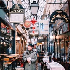 You can spend several hours walking the hidden passages of Paris. The Passage des Panoramas is without a doubt my favorite one. Whether you are a local or not, you definitely feel Parisian when you stroll through here.