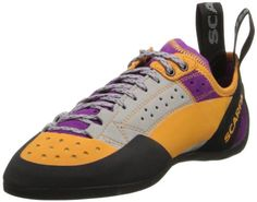 Scarpa Womens Techno X Women's Climbing Shoes ShoeSilverPetunia365 EU4 23 M US >>> Details can be found by clicking on the image.