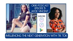 Can you MONETIZE your following on TikTok? When do you become eligible to start partnering with brands?  We talk about this subject and more with TikTik Influencer Jayde Vincent!  SUBSCRIBE to The Okiki Podcast to hear the full episode!  #tiktok #genz #influencermarketing Youtube Stars, Influencer Marketing, How To Become, Singing, Journey, Success, Content, Songs, Times