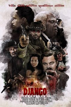 period movies no doubt require high expertise in the ability to make sets and costumes! Quentin Tarantino, Tarantino Films, Famous Movies, Cult Movies, See Movie, Film Movie, Django Desencadenado, Django Unchained, Reservoir Dogs