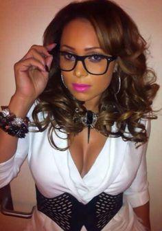 Love her look -Tamia