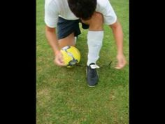 The Metatarsal Guard Demo by Professional Footballer. The Guard is Feather Light with maximum protection, power and direction on the ball. £6.99 + postage. www.fefa.co/about