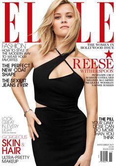 November 2013 #Fashion #Magazine Covers -  Penelope Cruz
