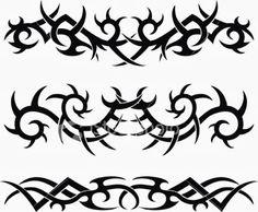 Popular tattoo designs this week Tribal Cross Tattoos, Tribal Tattoo Designs, Tribal Art, Modern Body Art, Tattoos For Guys Badass, Skull Sleeve Tattoos, Great Tattoos, Symbolic Tattoos, Illustrations