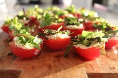 Party Food: BLT Poppers!