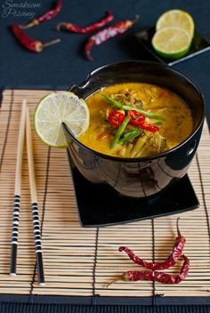 Thai Red Curry, Food And Drink, Ethnic Recipes, Blog, Fit, Blogging