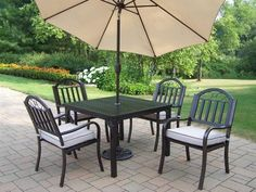 Oakland Living 6135 3830 Rochester 5 Piece Dining Set By Oakland Living.  $959.23