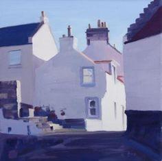 John BELL Morning Light on Pittenweem