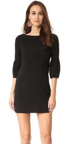 Black Halo Mooreland Mini Dress | SHOPBOP