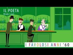 Bruno Lauzi - Il Poeta - Best Italian Pop Pop Songs, Family Guy, Popular, Play, Youtube, Fictional Characters, Poet, Musica, Popular Pins