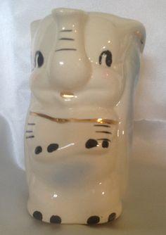 Vintage Walt Disney Dumbo Bank Ceramic 1940 S Banks And