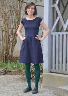 Green Tights, High Neck Dress, Sewing, Outfits, Pll, Vintage, Dresses, Style, Fashion