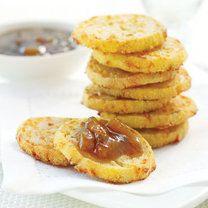 Cheddar Crisps