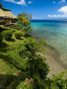 Bydlení Na Walu Beach OceaniaMelanesia Fiji Republic Of - Where is vanuatu located