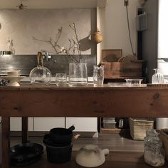 Kitchen Dining, Dining Table, Kitchen Interior, New Homes, Cottage, Chicken, Lifestyle, Coffee, Room