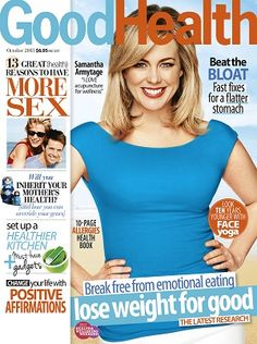 Good Health - October 2013 #magazines #magsmoveme  http://health.ninemsn.com.au/good-health/