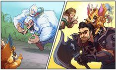 Brincando com Gnar | League of Legends