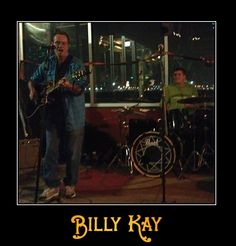 Billy Kay and James Burke in Port Orchard, WA