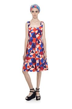 Marc by Marc Jacobs Taboo Print Dress