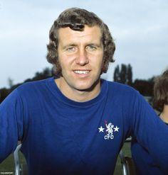 Peter Leslie Osgood (20 February 1947 – 1 March 2006) was an English footballer who was active during the 1960s and 1970s. He is best remembered for representing Chelsea and Southampton at club level, and was also capped four times by England in the early 1970s. Source from Wikipedia, the free encyclopedia]
