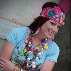 Gypsy headbands!!! ✌