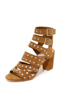 Loeffler Randall Galia Studded City Sandals