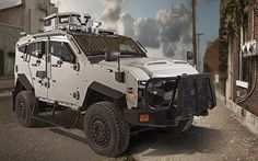 Tactical Protector Vehicle...shut up and take my money!!