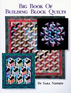 "<p+class=""size-big"">Layout,+shading,+and+color+choices+will+drive+your+skills+to+a+higher+level+of+quilting.</p> <strong>For+a+touch+of+contemporary,+these+quilts+offer+many+options+for+the+designing+eye.</strong>  The+designs+may+seem+difficult,+but+with+the+Clearview+Super+60+or+8""+triangle+ruler+what+appears+nearly+impossible+is+definitely+possible."