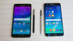 cool tech El Galaxy Note 6 llegará al Reino Unido desde el principio, el S7 Edge + no correrá la misma suerte