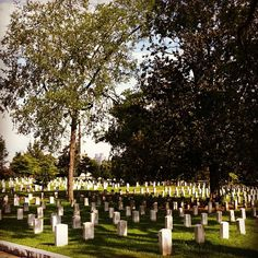 Thousands of Confederate soldiers are buried at Oakland Cemetery in #Atlanta, #Georgia.