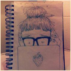 #backtoschool #pencil #wip #sketch #doodle #illustration
