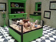 Miniature Pet Shop by pinkpossible.deviantart.com on @deviantART