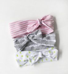 The Knotted Headbands // The Elodie Collection @Little Hip Squeaks // Amy Richardson Golia #LHSFPHOLIDAY