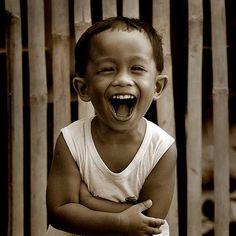 "I wanna be ""little kid"" happy again one day."
