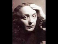 Edith Piaf  - Une chanson à trois temps (1947)