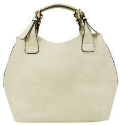 #crem #tote #bag #saatchel #ivory Ivory, Tote Bag, Bags, Shopping, Fashion, Handbags, Moda, Fashion Styles, Totes