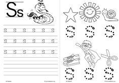 My Klankboek Afrikaans Huistaal Graad 1 Kwartaal 1 Paper Crafts For Kids, Afrikaans, School, Note, Schools, Afrikaans Language