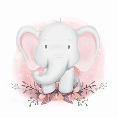 shower elephant gender neutral, Adorable, Animal, Art PNG and Vector Cute Baby Elephant, Elephant Baby Showers, Little Elephant, Elephant Nursery Art, Baby Shower Background, Elephant Background, Cartoon Elephant, Cartoon Art, Scrapbooking Image