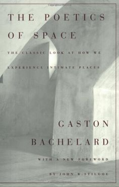 The Poetics of Space by Gaston Bachelard https://www.amazon.com/dp/0807064734/ref=cm_sw_r_pi_dp_x9DxxbV2JQ1BZ