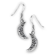 Check out Sterling Silver Celtic Half Moon Drop Earrings in my Etsy shop today!⚡️ https://www.etsy.com/listing/499791582/sterling-silver-celtic-half-moon-drop?utm_campaign=crowdfire&utm_content=crowdfire&utm_medium=social&utm_source=pinterest