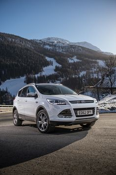 Ford Kuga - hopefully in December you will be mine :)