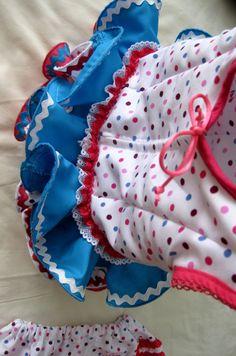 Normalmente hablamos de tejido a mano pero en esta ocasión quiero mostraros los trabajos de costura de una pareja muy espacial para nosotras y cómo la costura puede ayudarnos a superar las dificult…