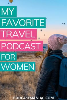 Whether you love to travel or you've never taken a big trip, this is my favorite travel podcast for women. Find tips and stories to help you plan your next trip. Solo Travel, Travel Tips, Travel Destinations, Travelling While Pregnant, Traveling, Interview Format, Travel Magazines, Travel Books, Interview Style