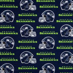 Find Seattle Seahawks NFL Cotton by Fabric Traditions at Michaels. The NFL cotton is great for quilts, accessories, crafts & more!